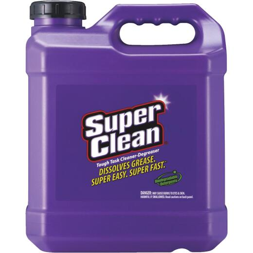 SuperClean 2.5 Gallon Liquid Cleaner & Degreaser