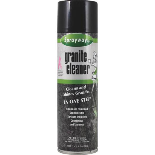 Sprayway 19 Oz. Granite Cleaner
