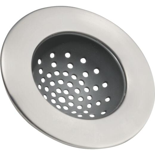 InterDesign Forma 4 In. Stainless Steel Sink Strainer Cup