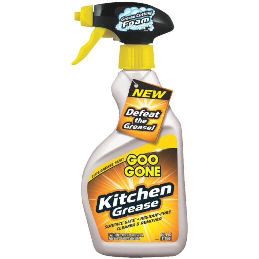 Goo Gone 14 Oz. Foam Citrus Kitchen Cleaner