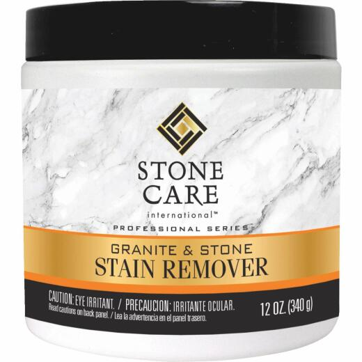 Stone Care International 12 Oz. Granite & Stone Stain Remover