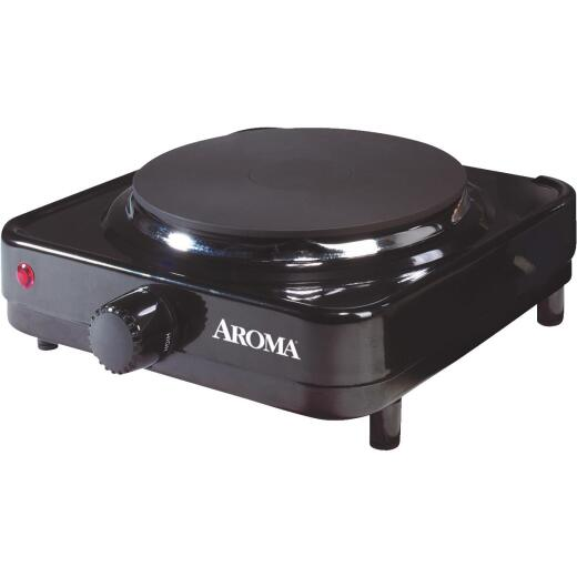 Aroma Single Die-Cast Hot Plate Burner Range