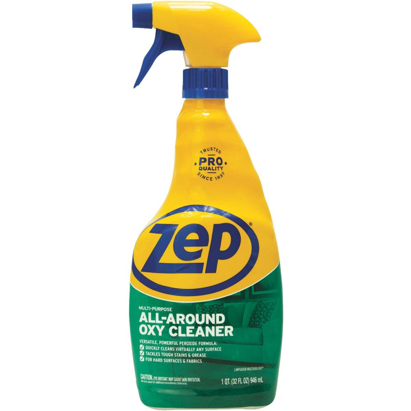 Zep Commercial All-Around 32 Oz. Liquid Oxy Cleaner & Degreaser Image 1