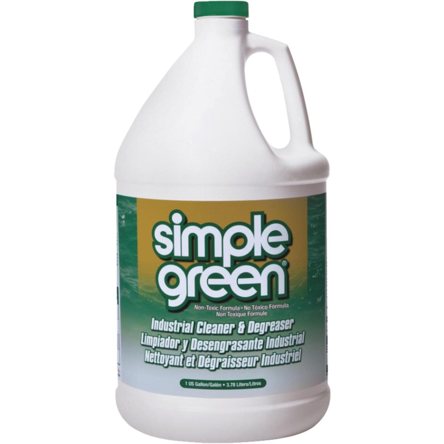 Simple Green 1 Gal. Industrial All-Purpose Cleaner & Degreaser Image 1