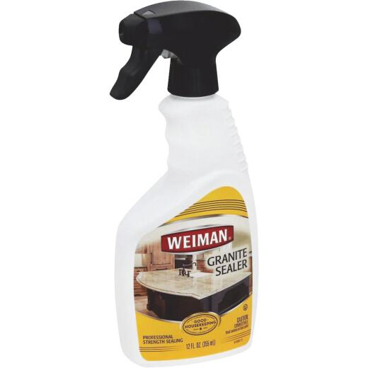 Weiman 12 Oz. Granite Liquid Sealer