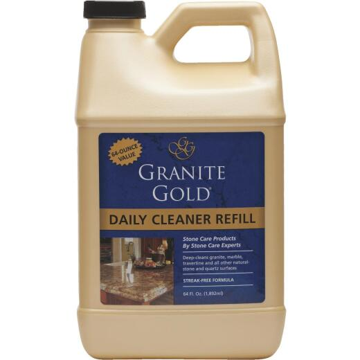 Granite Gold 64 Oz. Refill Daily Granite Cleaner