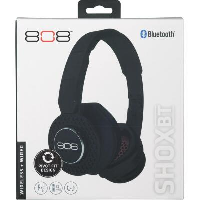 Voxx 808 Bluetooth Pivot Fit Headphones