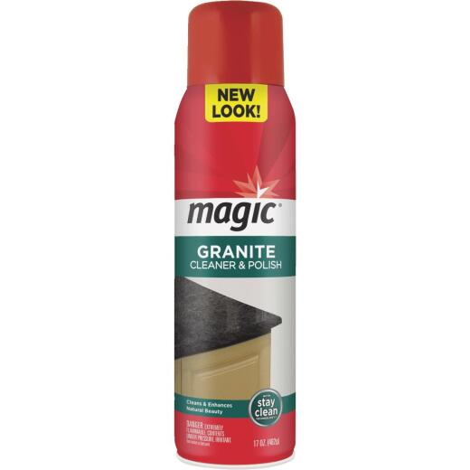 Magic 17 Oz. Granite Cleaner & Polish
