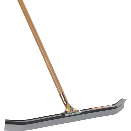Do it 30 In. Curved Rubber Floor Squeegee