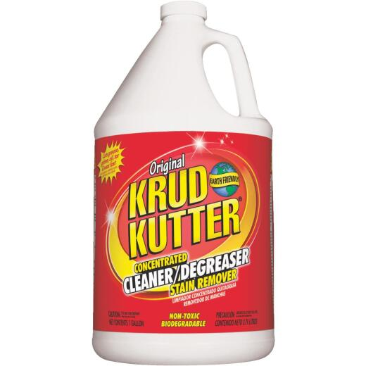Krud Kutter 1 Gal. Liquid Concentrate Commercial Use Cleaner & Degreaser