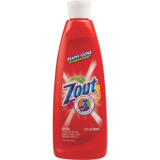 Zout 12 Oz. Triple Enzyme Stain Remover