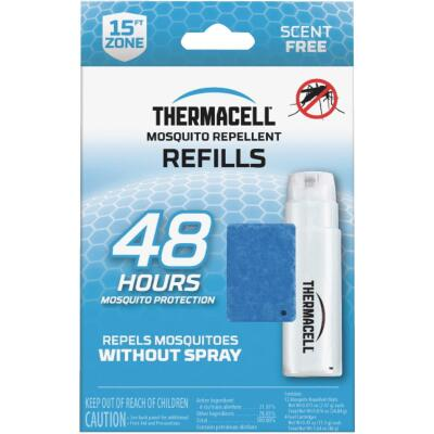 Thermacell 48 Hr. Mosquito Repellent Refill (4-Pack)