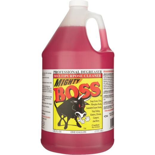 Mighty Boss 1 Gal. Liquid Cleaner & Degreaser