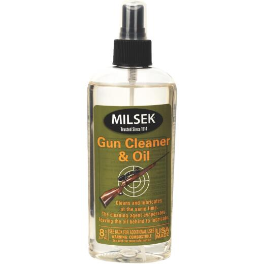 Milsek 12 Oz. Gun Stock & Barrel Cleaner