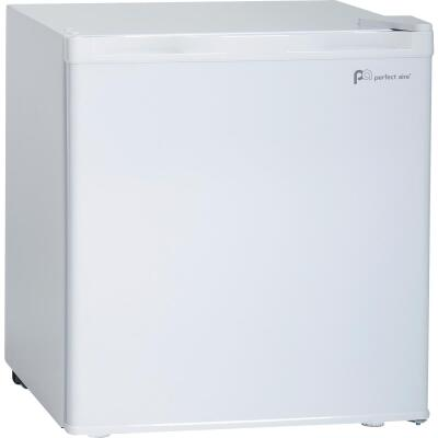 Perfect Aire 1.6 Cu Ft Single Door White Refrigerator