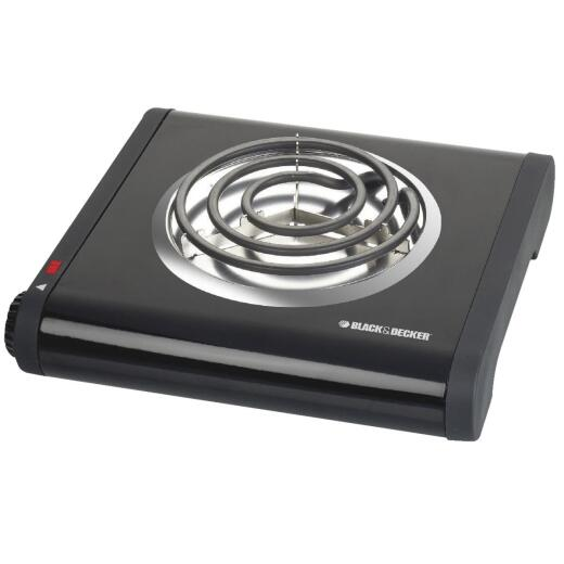 Black & Decker Single Coiled Burner Range