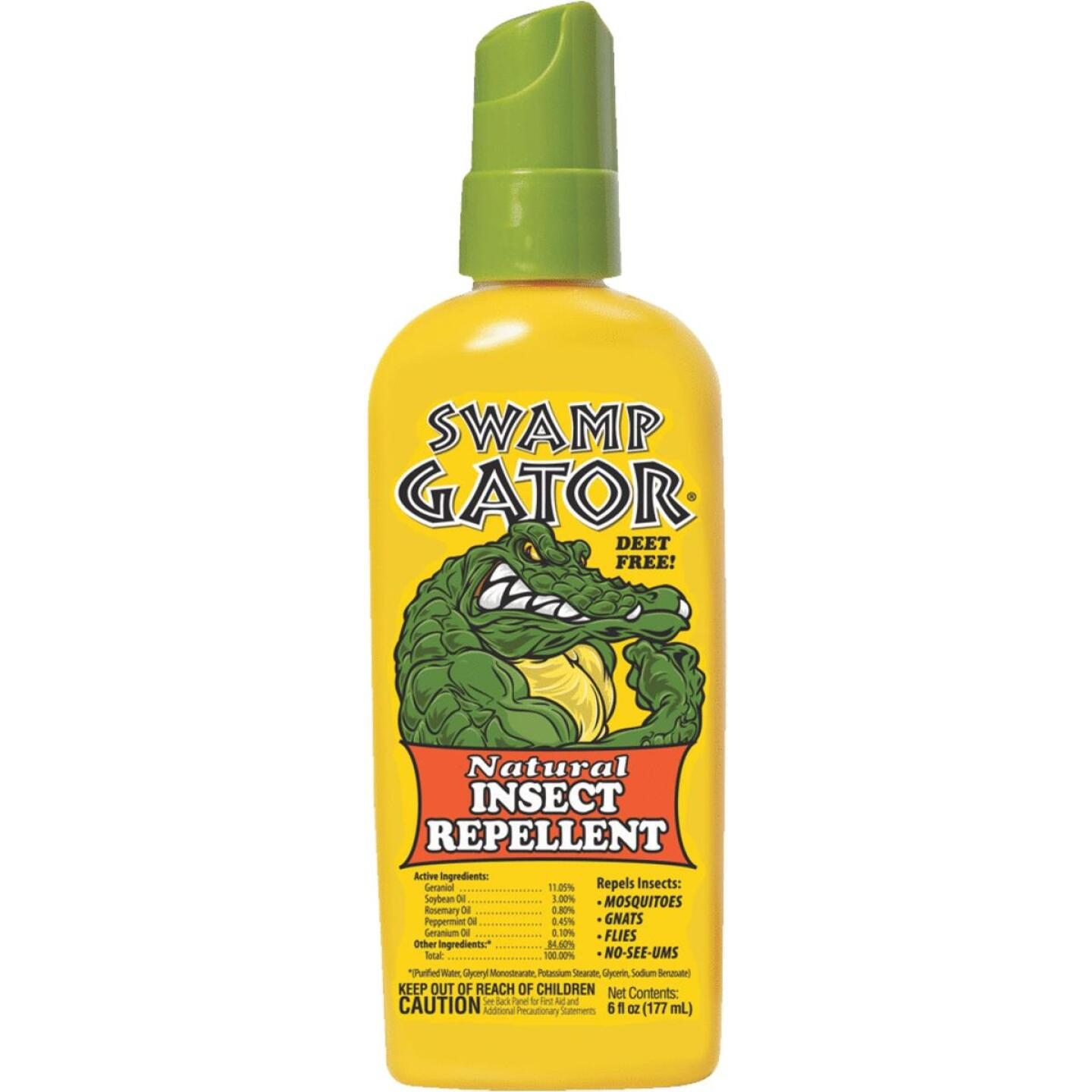 Swamp Gator 6 Oz. Insect Repellent Pump Spray Image 1