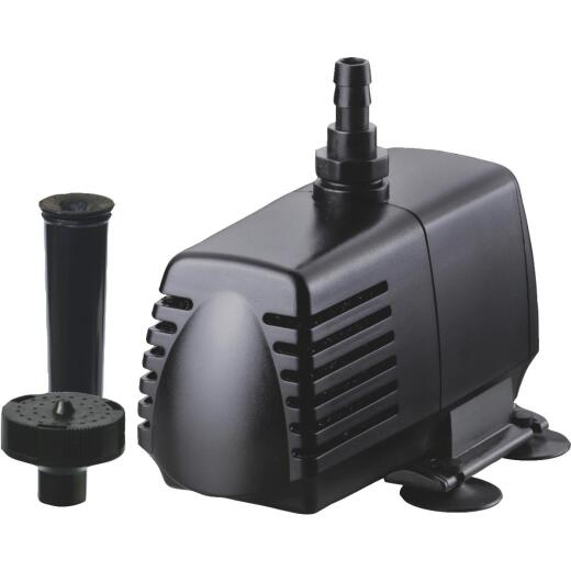 PondMaster Eco 400 GPH 3/4 In. Pond Pump & Fountain Head Kit