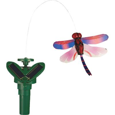 Headwind 19 In. H. Solar Dragonfly Fluttering Lawn Ornament