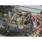 Suncast Slide Trak Hosemobile 175 Ft. x 5/8 In. Taupe Resin Hose Reel Image 2
