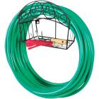 Liberty Garden 125Ft. x 5/8 In. Hose Capacity Decorative Wall Mount Hose Hanger Image 3