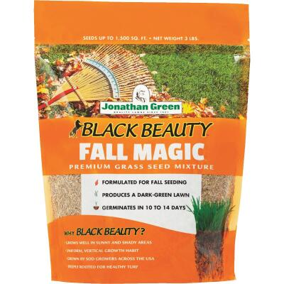 Jonathan Green Black Beauty 3 Lb. 750 Sq. Ft. Coverage Sun & Shade Grass Seed
