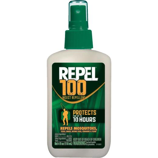 Repel 100 4 Oz. Insect Repellent Pump Spray