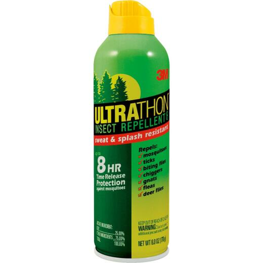 3M Ultrathon 6 Oz. Insect Repellent Aerosol Spray