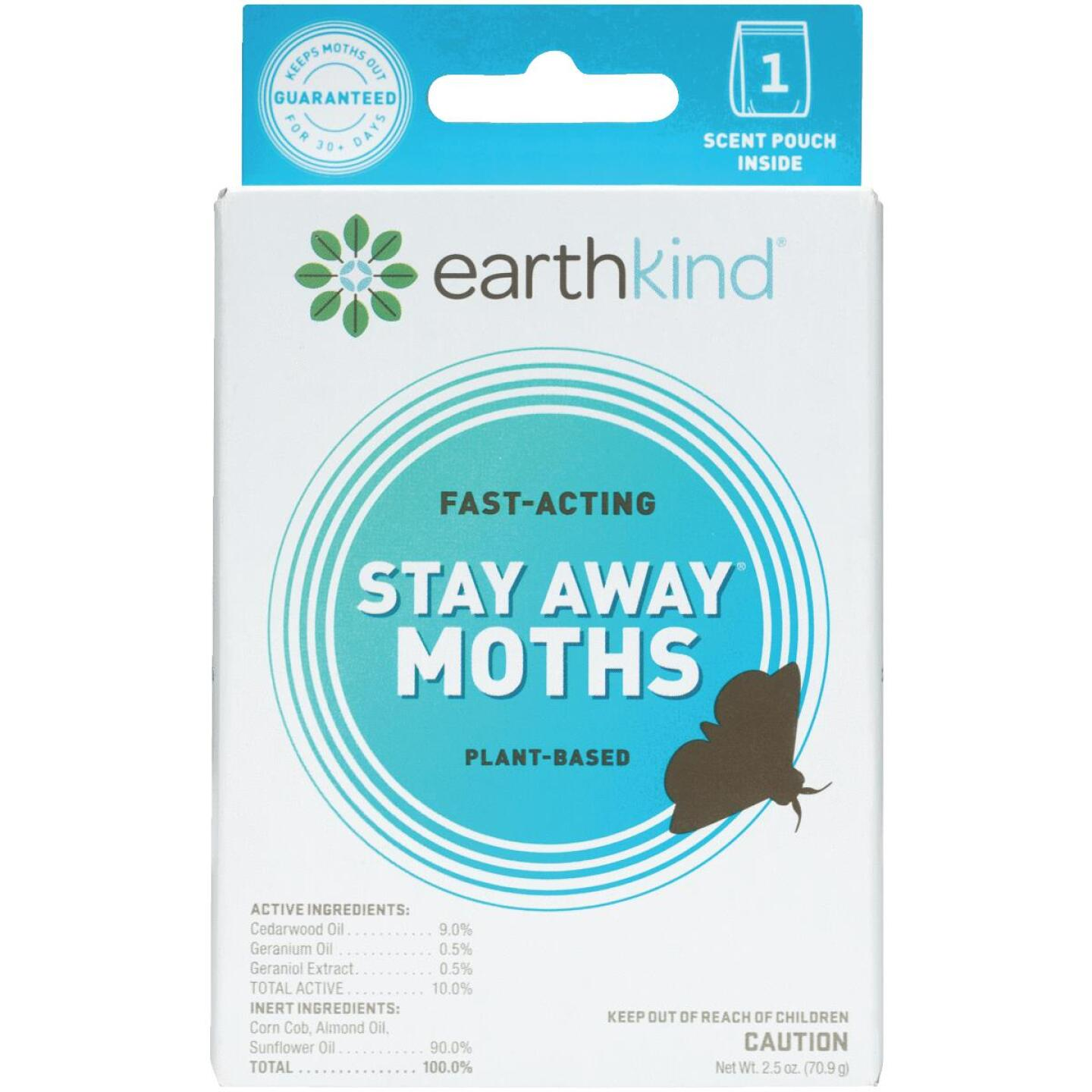Stay Away 30 to 60-Day Natural Moth Repellent Refill Pouch Image 1