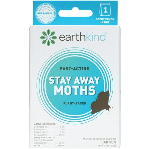 Stay Away 30 to 60-Day Natural Moth Repellent Refill Pouch