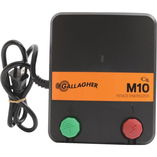 Gallagher M10 10-Acre Electric Fence Charger