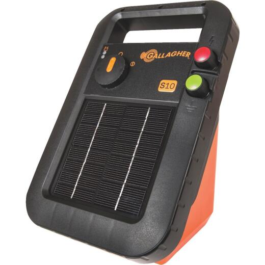 Gallagher S10 15-Acre Solar Electric Fence Charger