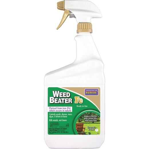 Bonide Weed Beater Fe 32 Oz. Ready To Use Trigger Spray Weed Killer