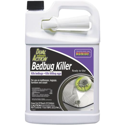 Bonide 1 Gal. Ready To Use Trigger Spray Dual Action Bedbug Killer