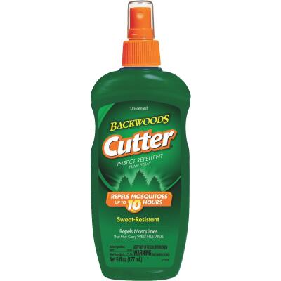 Cutter Backwoods 6 Oz. Insect Repellent Pump Spray