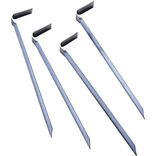 Suncast Anchor 9 In. Metal Edging Stakes (4-Pack)