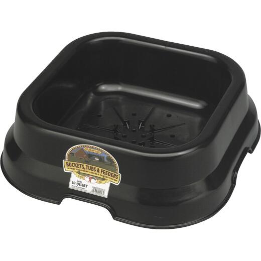 Little Giant Pan Style Plastic Mineral Block Holder