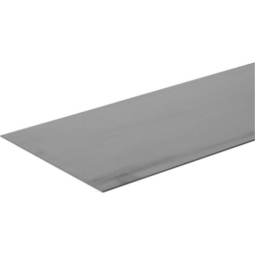Hillman Steelworks 12 In. x 18 In. x 16 Ga. Steel Solid Sheet Stock