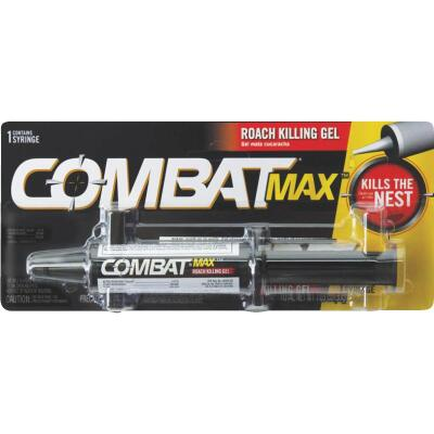 Combat Max 1.05 Oz. Ready To Use Gel Roach Killer