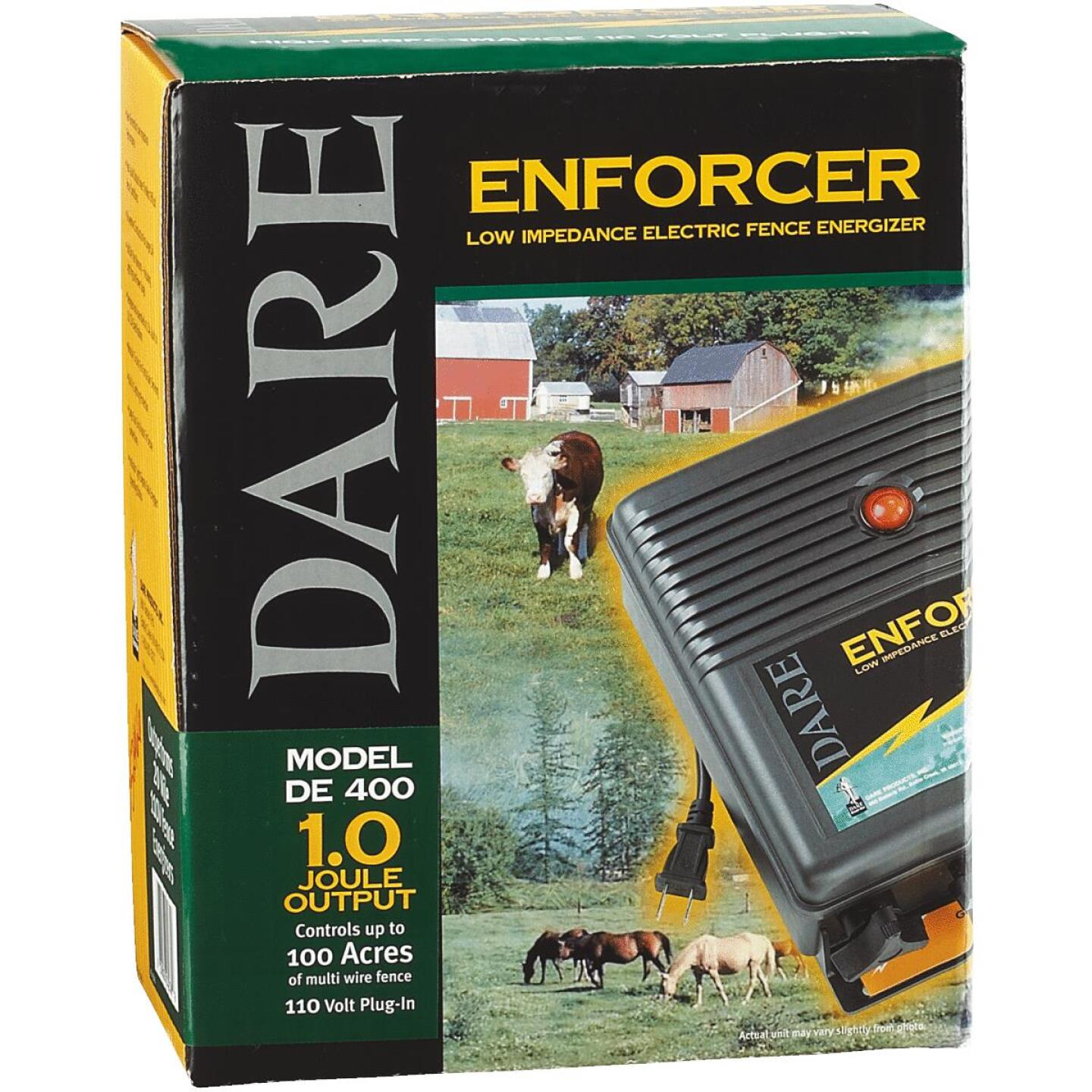 Dare Enforcer 100-Acre Electric Fence Charger Image 2