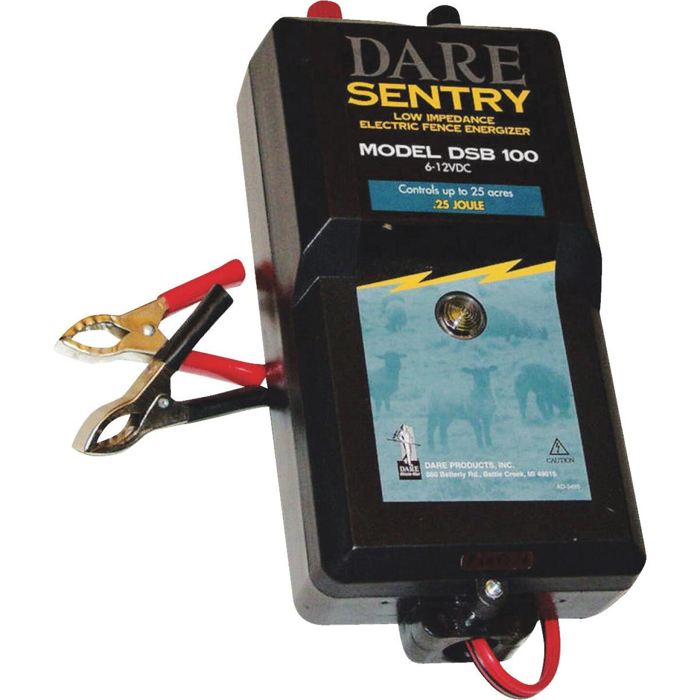 Dare Sentry 25-Acre Electric Fence Charger Image 1
