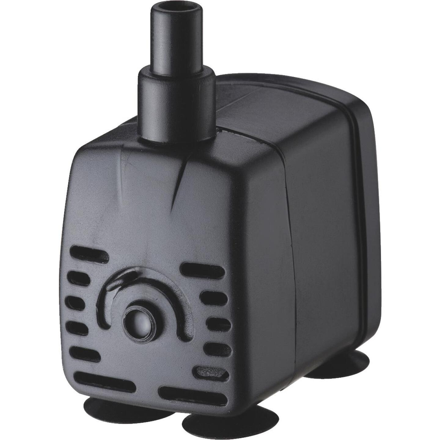 PondMaster Eco 55GPH 60Hz Poly Fountain Pump Image 1