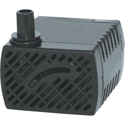 The Fountain Pump 35 to 70 GPH 3W Poly Fountain Pump