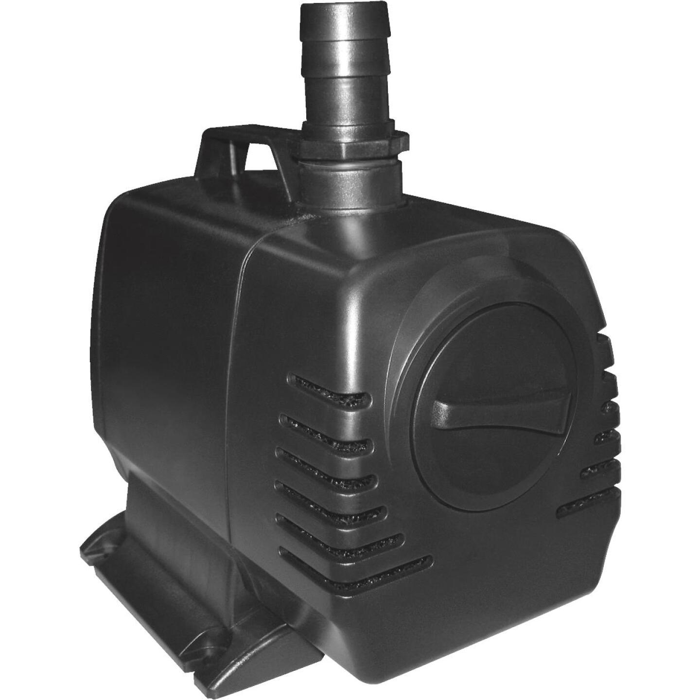 PondMaster Eco 1350GPH 1 In. or 1-1/2 In. Waterfall Pond Pump Image 1