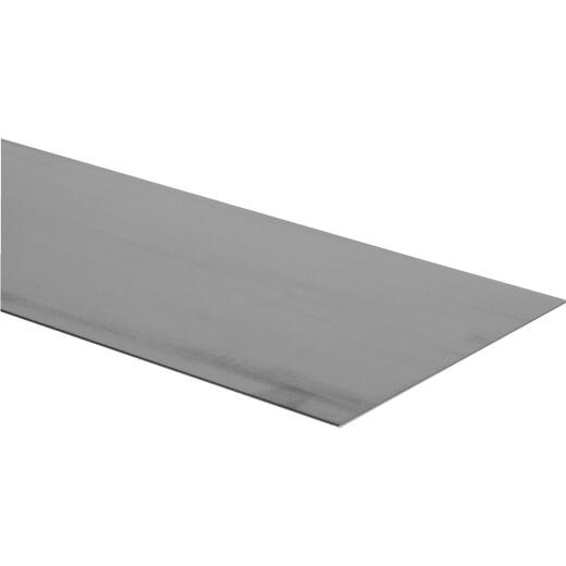 Hillman Steelworks 24 In. X 8 In. x 16 Ga. Steel Sheet Stock