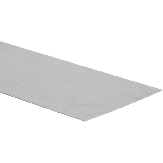 Hillman Steelworks 24 In. x 12 In. x .25 Ga. Aluminum Sheet Stock