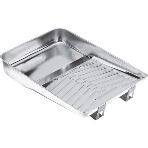 Wooster Deluxe 11 In. Metal Paint Tray