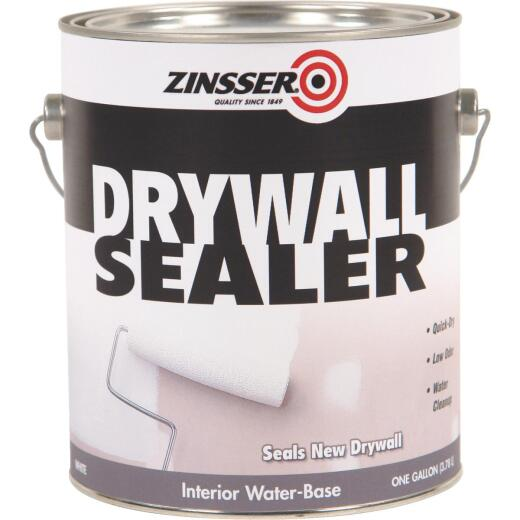 Zinsser Water Base Low Odor Drywall Sealer, 1 Gal.