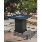 Hiland 30 In. Square Fire Pit Image 6
