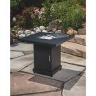 Hiland 30 In. Square Fire Pit Image 8
